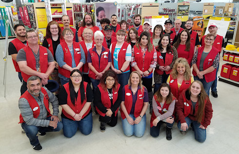 The Excellent Staff at Ace Hardware in Burley and Rupert, Idaho!