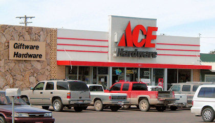 Ace Hardware in Burley, Idaho
